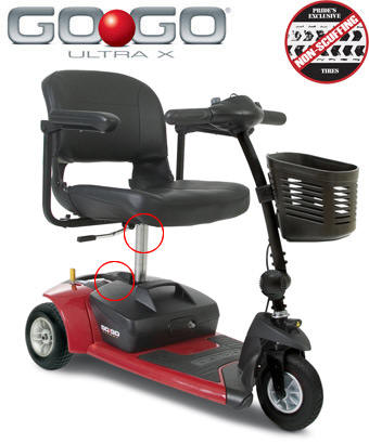 used price mobility scooter