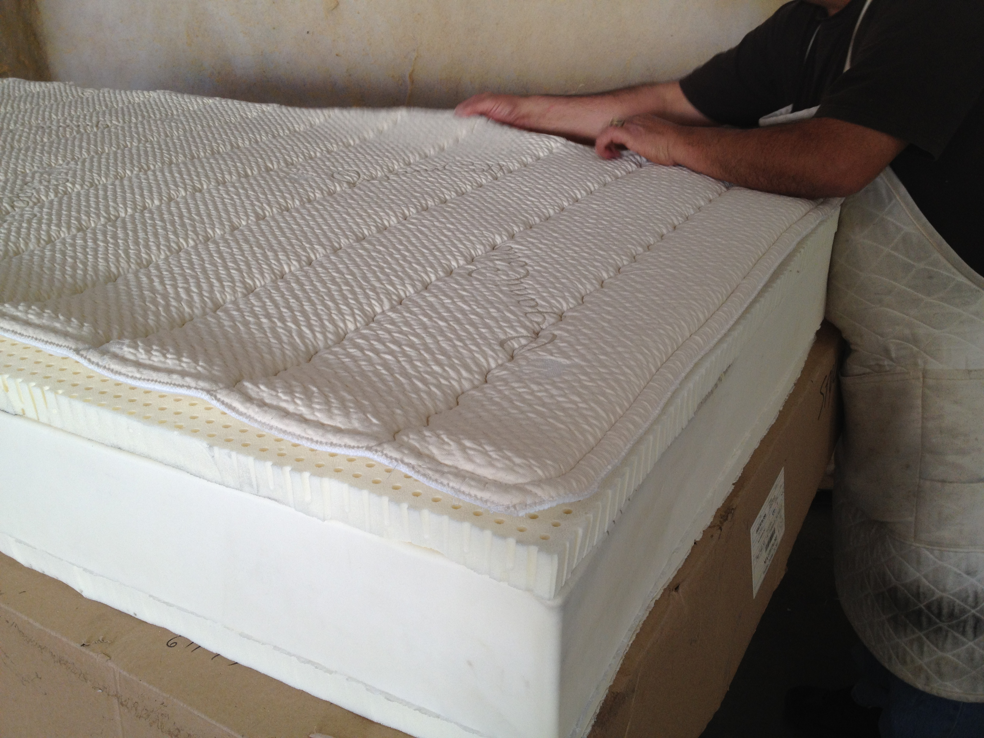 a foamsource your blog latex update natural talalay with topper bed toppers mattress