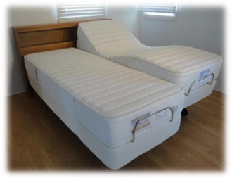 quieen size adjustalble beds