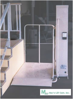 handicapped mesa macslift pl50 tempe pl72 wheel chair scottsdale mobile homeporch lift vertical platform wheelchair lifts