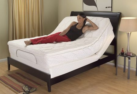 Phoenix Adjustable Bed queen electric adjustablebed queensize