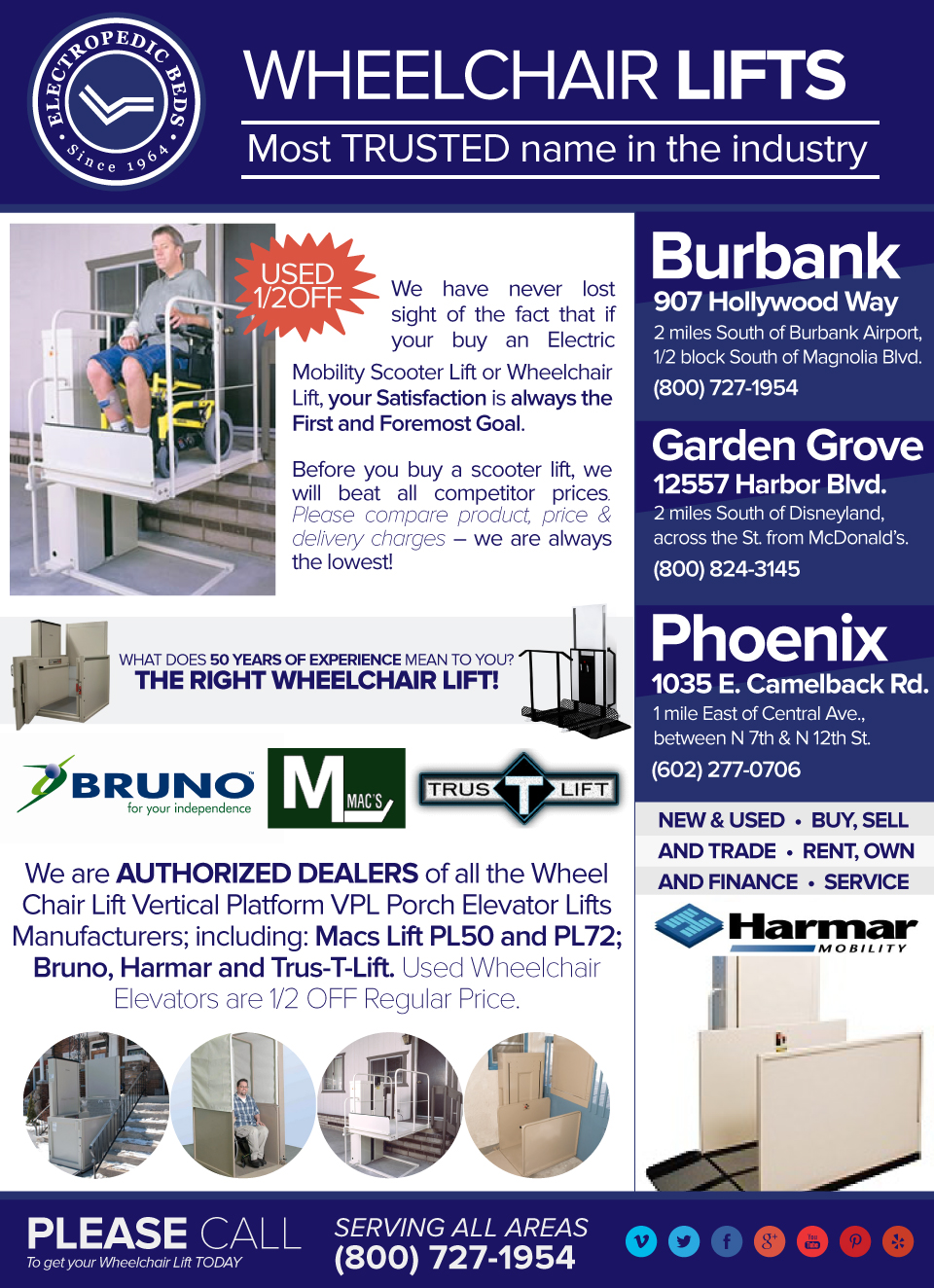wheel chair lifts orange county ca Wheelchair Elevators macs vertical platform lift bruno vpl3100 commercial porchlift residential mobility home for porch