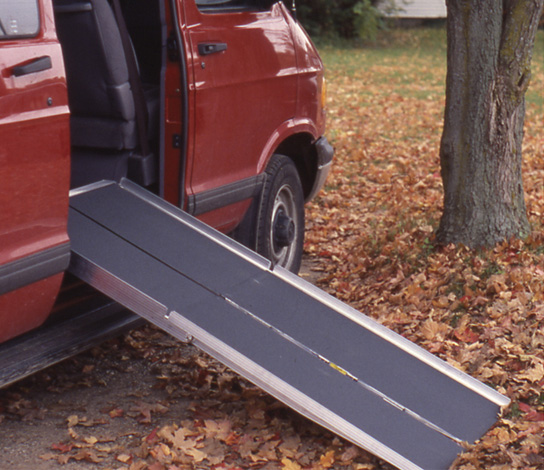 new and used Handicapped Wheelchair handicap Ramps