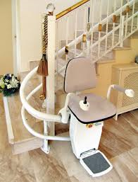 hawle precision stairlift phoenix az scottsdale sun city tempe mesa are glendale chandler peoria gilbert chandler surprise   custom curved stairway outdoors indoors home chairlift
