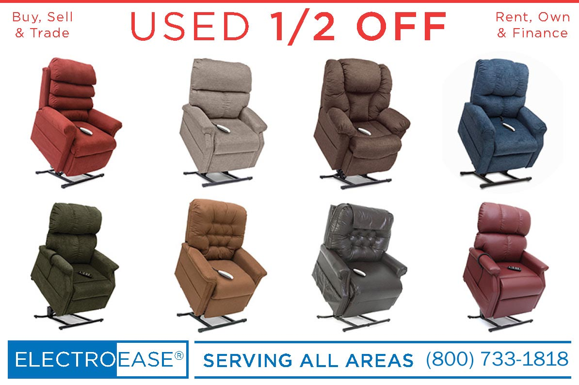 Used Electric Lift Chairs Phoenix Golden Pride LiftChair Store - Electric reclining chairs for the elderly