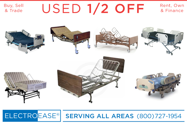 USED bariatric beds heavy duty extra wide cheap large full queen discount king double queensize recycled