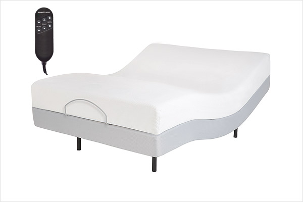 santa ana adjustable bed motorized frame power base by leggett amp; platt