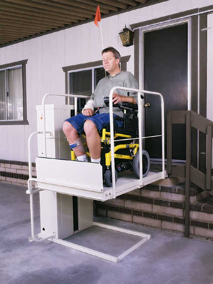 Wheelchair Elevators & Wheel Chair Lifts
