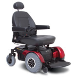 Select 1450 Pride Jazzy Electric Wheelchair Powerchair phoenix az scottsdale sun city tempe mesa are glendale chandler peoria gilbert chandler surprise  . Motorized Battery Powered Senior Elderly Mobility