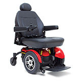 select elite 14 Pride Jazzy Electric Wheelchair Powerchair phoenix az scottsdale sun city tempe mesa are glendale chandler peoria gilbert chandler surprise  . Motorized Battery Powered Senior Elderly Mobility